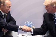 Putin and Trump to Meet Friday in Vietnam: Russian Agencies