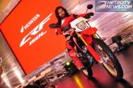 Spesifikasi Lengkap Honda All New CRF150L