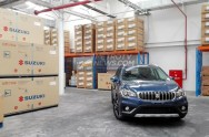 New SX4 S-Cross 'Wajib' Terjual 500 Unit Per Bulan di 2018