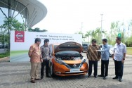 Menperin Puji Tenaga Nissan Note e-Power
