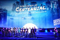 Telkom Luncurkan Gerakan Democracy of Centennial