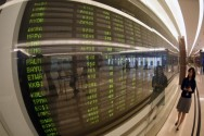 JCI Rises 0.137% in Morning Session