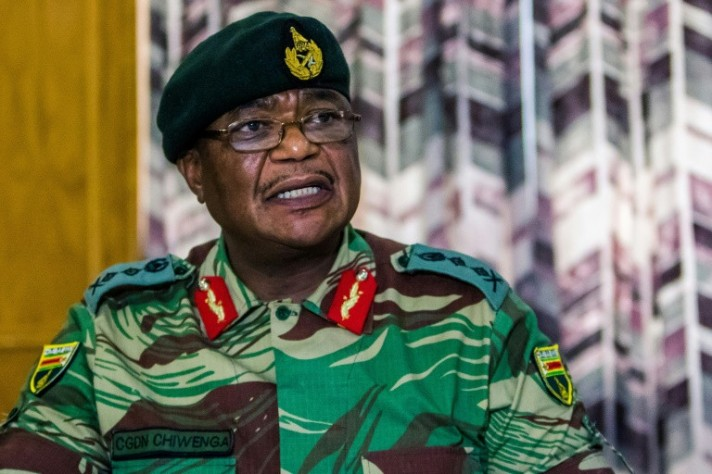 Power Slips from Mugabe as Military Steps In