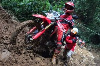 Jajal Ketangguhan All New Honda CRF150L