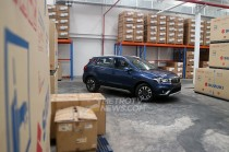 Wajah Baru New Suzuki SX4 S-Cross