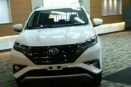 Terungkap, Tampang Utuh Toyota All New Rush