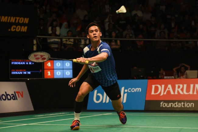 Dua Tunggal Putra Indonesia Lolos Perempat Final Malaysia International Challenge 2017