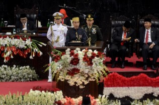 Jokowi to Attend KAHMI National Congress in Medan