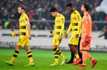 Dortmund Takluk 1-2 dari Stuttgart