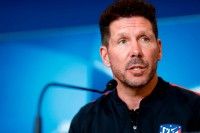 Real Madrid di Mata Simeone
