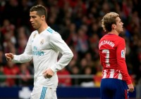 Atletico Madrid vs Real Madrid Berakhir Anti Klimaks