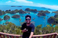 Tips Travelling Murah ala Travel Blogger  Ashari Yudha