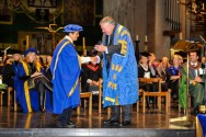 Ali Ghufron Raih Doktor Honoris Causa dari Coventry University