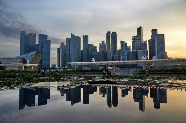 Singapore Growth Beats Forecasts as Global Trade Improves