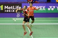 Ganda Campuran Indonesia Gagal ke Perempat Final