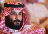 Saudi Crown Prince Calls Iran's supreme Leader 'New Hitler'