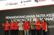 Telkomsel Luncurkan Solusi Fleet Management, Fleet Sight