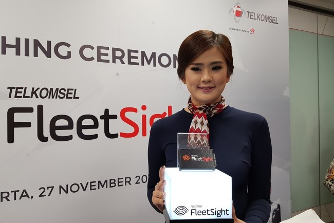 FleetSight Jadi Bentuk Nyata Fokus Telkomsel di IoT