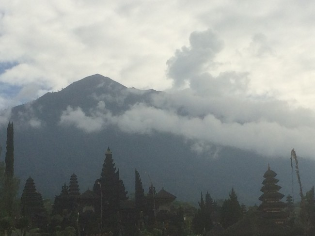 40 Thousand People Evacuated from Mount Agung's Danger Zone: BNPB