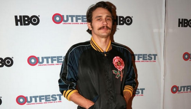 James Franco Garap Film Superhero
