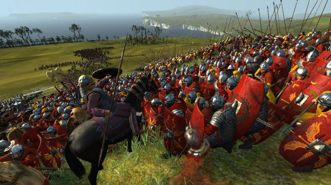 Empire Divided Siap Tambah Jam Main Total War: Rome 2