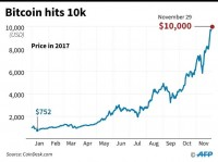 Bubble or Brave New world? Bitcoin Breaks $10,000 Barrier
