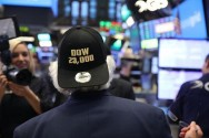 Dow Jones Menguat Didukung Data Ekonomi AS