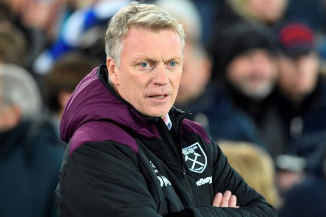 West Ham Dibekap Everton, Ini Apologi David Moyes
