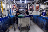China Factory Activity Accelerates in November