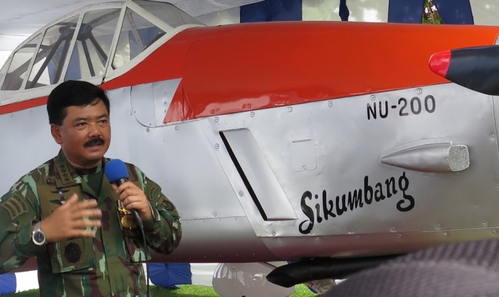 Air Marshal Tjahjanto's Appointment to Ensure Togetherness in TNI: DPR