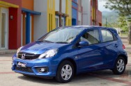 Segmen City Car Honda Laris di November