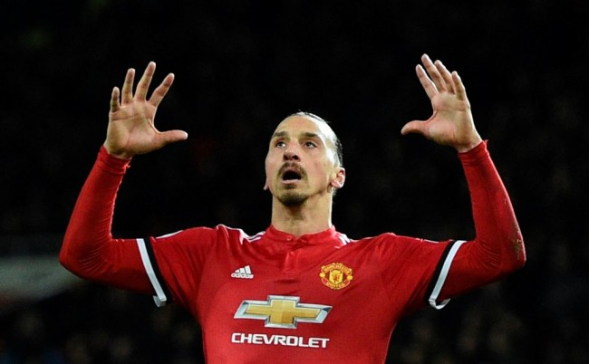 Ibrahimovic Berpeluang Tampil di Derby Manchester