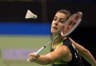 Carolina Marin Mundur dari Dubai World Superseries Finals