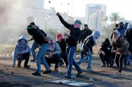 Two Palestinians Dead in 'Day of Rage'