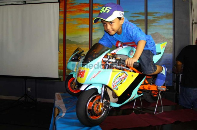 Junior Mini Prix, Percepat Bibit Pembalap ke Level Dunia