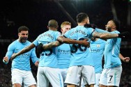 City Tekuk MU di Old Trafford