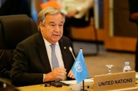 Trump Decision on Jerusalem Could Hurt Peace Process: Guterres