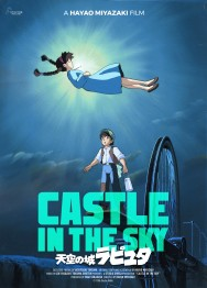 Film Studio Ghibli Castle in The Sky Diputar di Indonesia