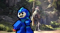 Mega Man Bakal Tampil di Monster Hunter: World