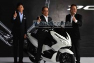 All New Honda PCX 150, Siap Lawan New Nmax