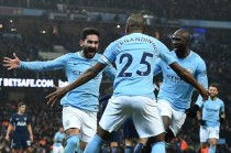 City Tekuk Spurs 4-1