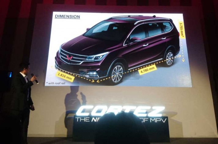 Preview Wuling Cortez, Bakal Pesaing Toyota Innova