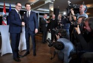 Austrian Far-Right to be Sworn into New Government