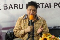 Golkar Party Maintains Its Support for Jokowi's Administration