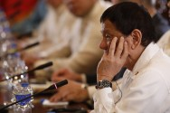Philippines' Duterte Says He Wants Same-Sex Marriage Legalised