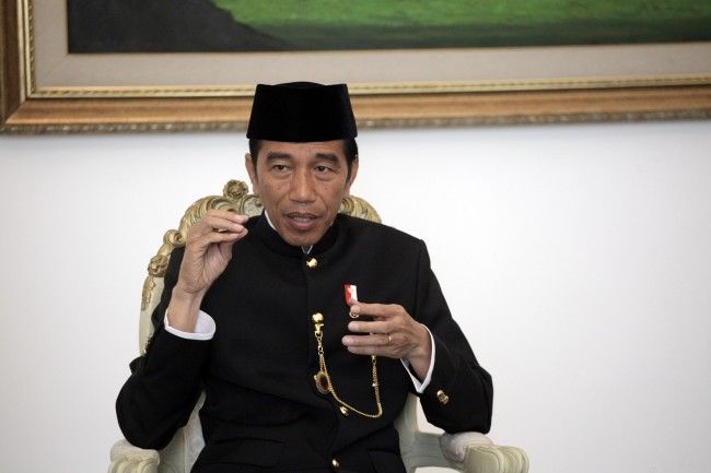 Jokowi's Electability Stands at 50.2%: Polmark Poll