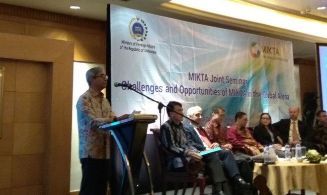 Indonesia to Raise Two Issues in MIKTA