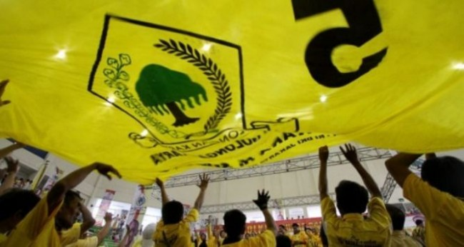Airlangga Committed to Boost Golkar's Electability