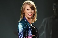 Taylor Swift dan Future Syuting Video Musik End Game di Miami