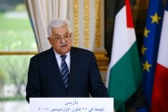 Abbas Says Palestinians Won't Accept US Peace Plan